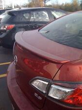 Mazda 3 Sedan Rear Wing Spoiler Primed Factory Style 2010-2013 JSP 368037