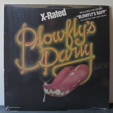 BLOWFLY 'Blowfly's Party X-Rated' Vinyl LP NEW & SEALED