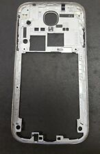 Samsung Galaxy S4 i9505 Housing Middle Frame Chassis Bezel with Silver Frame