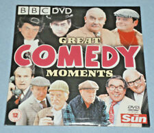 BBC Great Comedy Moments 'The Sun' Promotional DVD in Card Wallet