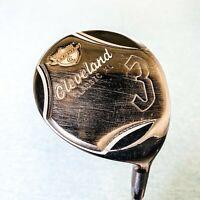 Cleveland Classic XL 3-Wood. 15 Deg, Stiff - Average Condition, Free Post # 9854