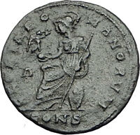 CONSTANTINE I the GREAT 327AD Constantinople RARE Ancient Roman Coin i64847