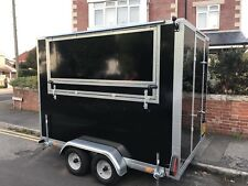 Build Slot-7 X 5 X 6.6- Catering Trailer/ Coffee / Bar / Burger / SBTrailers