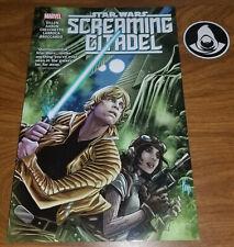 Star Wars - Screaming Citidel, Marvel 2017 Trade Paperback (TPB) Graphic NovelIS