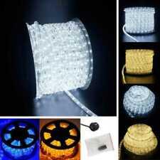 2-50M LED Lichtschlauch Lichterschlauch IP65 Innen Außen Leiste Lichterkette DHL