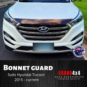 Premium Bonnet Protector Tinted Guard to suit Hyundai Tucson 2015 - current