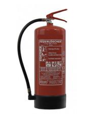 12kg ABC-Pulver Dauerdruck Feuerlöscher  55 A, 233B, C = 15 LE Pulverlöscher