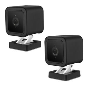 Silicone Skins Protective Case/Cover for Wyze Cam v3 Indoor/Outdoor Camera 2pack