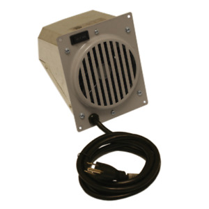 ProCom Recon Wall Blower for Ventless Liquid Propane Gas Blue Flame Heater