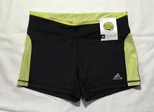 NWT Women's Adidas Techfit Climachill Short Running Tights-Size L (16-18)