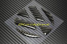 For 06~16 VW Jetta 5 6 Trunk Lid Emblem Carbon Fiber Decal Insert Filler GLi