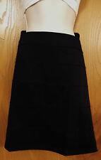 Women's 4X SLIMPACT BLACK MAGIC Banded Panel Skirt- BUILT IN SHAPEWEAR