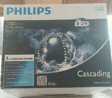 Case Of 4 - Philips 1ct 6 inch Cascading Hanging Sphere