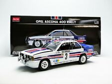 SUNSTAR 1/18 OPEL Ascona 400 - Rallye Monte-Carlo 1983 5369