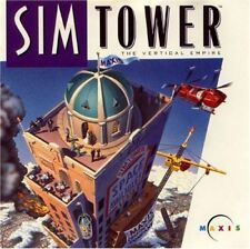 Sim Tower - The Vertical Empire - Brand New & Sealed DVD Case