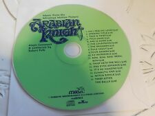 Arabian Knight [Soundtrack] by Robert Folk (CD)Disc Only 37-25