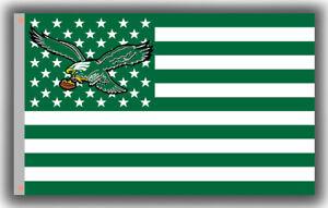 Philadelphia Eagles Football Team Star USA Flag 90x150cm 3x5ft Best Banner