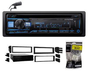 ALPINE Bluetooth CD Receiver USB/AUX SiriusXM For 97-04 Mitsubishi Diamante