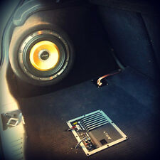 Civic ep3 typeR Sound upgrade speaker sub box 12 10  OEM stealth side enclosure