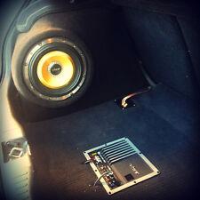 Civic ep3 Sub caja del altavoz de actualización de sonido Typer 12 10 OEM Stealth Gabinete Lateral