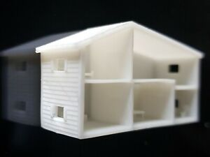 lundby miniature dolls house.1/16 scale of dolls house. (43x16x25mm)