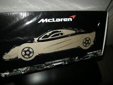1:18 Minichamps mclaren f1 road car 1993 Black/negro Limited Edition 1 of 1602