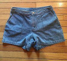 Bass Women's Size 6 Denim Jeans Shorts