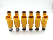 *Lifetime*97-98 Bosch Flow Matched Fuel Injector Set for Volvo 2.3 2.4 2.9155746