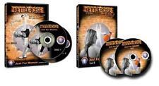 Kettlercise 'Just for Women' Kettlebell WorkOut Package Vol 1 + 2 DVDs