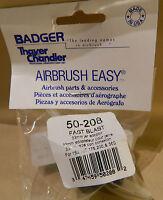 Badger Airbrush Easy Fast Blast Cap #50-208 For Multiple Models Ships Free in US