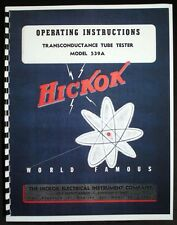 Hickok 539 a Tube Tester