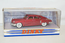 DINKY Collection dy-11 Tucker Torpedo 1948 ROSSO 1:43 MATCHBOX
