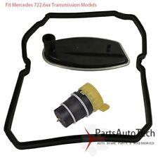 Transmission Connector Adapter Plug+ Filter + Gasket For Mercedes Sprinter E320