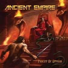 ANCIENT EMPIRE Priest of Stygia CD Stormspell Records 2021