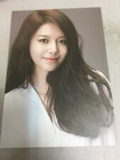 SNSD Sooyoung Smtown Limited Edition Official Postcard Kpop Girls Generation