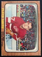 1966-67 Topps Hockey Floyd Smith # 106 EXMT
