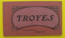TROYES - Cartes postales anciennes ( CPA ) 1900 - 1920 !