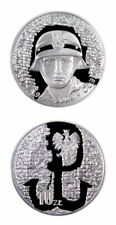 Poland 60th Anniversary Warsaw Uprising 2004 10 Zlotych Proof Silver Crown