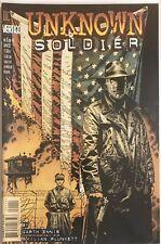 UNKNOWN SOLDIER #1-4  (DC, 1997) Complete Vertigo Series Garth Ennis