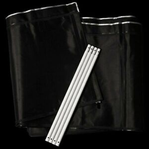 2 FOOT EXTENSION KIT for 5 x 5 FT Gorilla Grow Tent , EXTENSION KIT ONLY