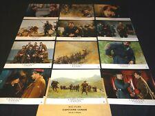 CAPITAINE CONAN  jeu 12 photos cinema lobby cards