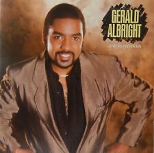 Gerald Albright - Just Between Us (CD 1987 Germany) Near MINT