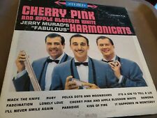 Cherry Pink & Apple Blossom White J Murad's Harmonicats Columbia 6 eye EX/VG