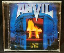 Forged in Fire by Anvil (CD, Nov-2002, Attic) - NEW *CRACKED