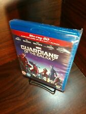 Marvel Guardians of the Galaxy Vol.1 (3D+Bluray) REGION FREE-NEW-Free Shipping