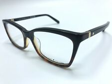 Kate Spade Cortina Eyeglass Frames W4A Black Havana 52mm 0471