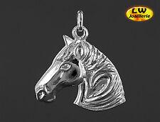 Grand Pendentif Tête de CHEVAL HORSE Head Pendant