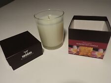 Thai Lotus Zodax Scented Soy Candle with Botanical Oils 10.5 oz in Gift Box