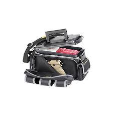 Plano Shooting Range Bag Ammo Can Gun Pistol Pocket Case Storage Organizer Black