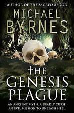 The Genesis Plague, New, Byrnes, Michael Book